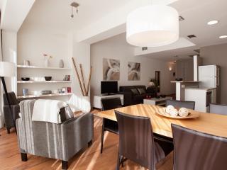 stylish 3 bedroom apartment in Barcelona Eixample - Barcelona vacation rentals