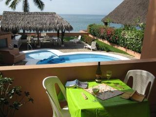 ~~ 2 Bedrooms On The Beach in Manzanillo ~~ - Manzanillo vacation rentals