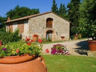 Old farmhouse renovated - heated pool - Santa Brigida vacation rentals