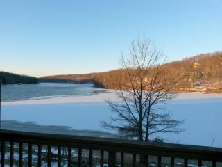 3Br 3Ba Ski / Direct Lake Front, 5min to Wisp - McHenry vacation rentals