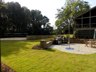 The Ark at Lake Lanier 14 Bdrm 12 Bath - Gainesville vacation rentals
