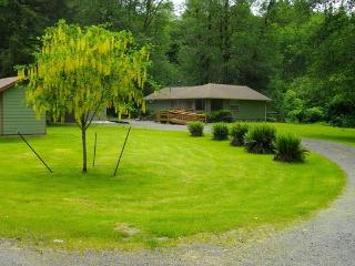 Todds Creekside Cabin, Olympic National Park - Forks vacation rentals