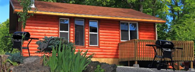 BLACK BIRD; 2 Bedroom Charm at Blue Pigeon Resort - Image 1 - Bobcaygeon - rentals