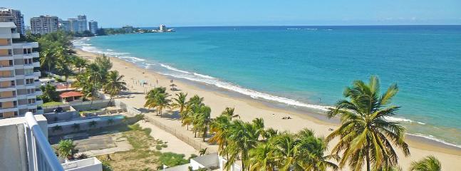 Direct on Beach, In Middle of Casinos, Restaurants - Image 1 - Isla Verde - rentals