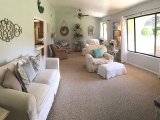 Sunny and Spacious Ranch House on Groomed - Nipomo vacation rentals