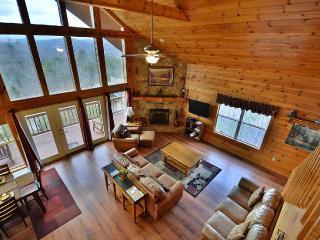 BUCKHORN RETREAT Breathtaking Mt. Leconte Views - Sevierville vacation rentals