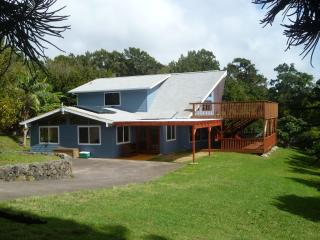 Gorgeous 3 bedroom House in Naalehu - Naalehu vacation rentals