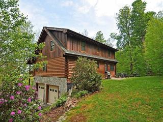 Large Log Cabin on App Ski Mtn - Blowing Rock vacation rentals