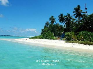 Irú Guest House, Maldives- Residence on the beach-Healthy Food - Thulusdhoo Island vacation rentals