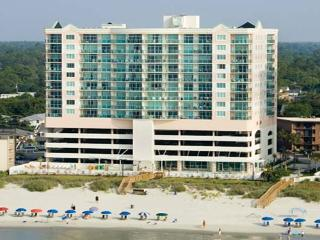 Beautiful, Private, Oceanfront 4bd/3BA Condo - North Myrtle Beach vacation rentals