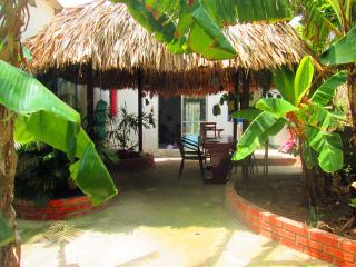 tropical garden home in typical barrio - Cartagena vacation rentals