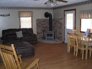Located on 68 Private Acres with a Stocked Pond - Derby vacation rentals