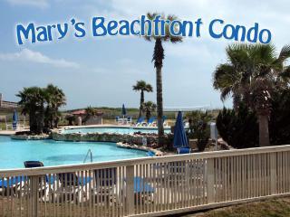 Mary's Beachfront Condo with Jacuzzi - #112 - Port Aransas vacation rentals