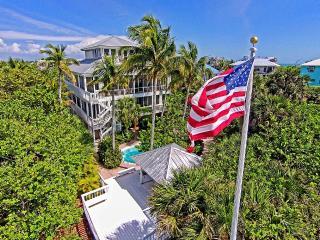 Bright 5 bedroom North Captiva Island House with Deck - North Captiva Island vacation rentals
