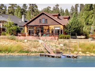 LAKEFRONT CHALET ON BOULDER BAY - AMAZING!! - Big Bear Lake vacation rentals