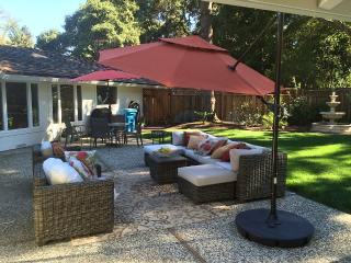 Charming Atherton Gated Estate - Menlo Park vacation rentals