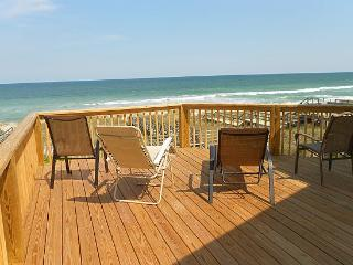 Serena  GORGEOUS OCEANFRONT HOUSE IN KURE BEACH - Kure Beach vacation rentals