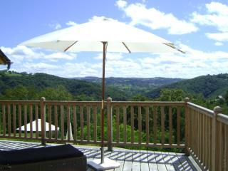 Romantic 1 bedroom Gite in Maleville - Maleville vacation rentals