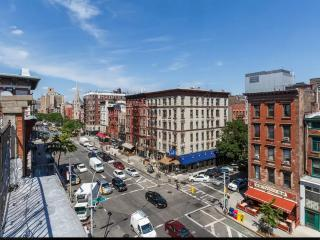 East Village Private Room w/Rooftop Terrace - New York City vacation rentals