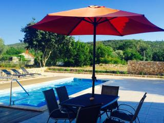 Serenity holiday villa with private pool - Gruda vacation rentals