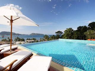Sea View 1-Bed Apartment in Kalim - Patong vacation rentals