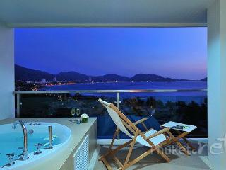 Sea View Apartment with Jacuzzi in Kalim - Patong vacation rentals