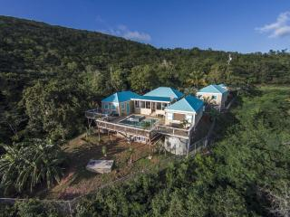Beautiful 2 Bedroom Home with Pool, view Ocean - Charlotte Amalie vacation rentals