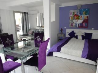 Celine apartment: luxury studio behind Martinez hotel, 5 mins walk to Palais - Cannes vacation rentals