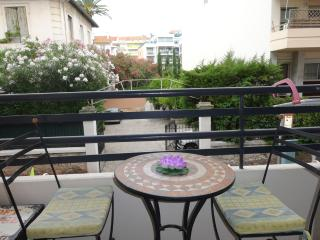 Celine apartment in Central Cannes with balcony - Cannes vacation rentals