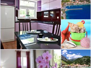 HOUSE  FOR HOLIDAY ON PEACEFUL PLACE ,TRSTENIK - Orebic vacation rentals