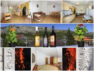 Family-friendly apartment EMMA  7 ( 2+2 ) - Orebic vacation rentals