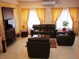 Teresa Plaza luxury Serviced Apartments - Kottayam vacation rentals