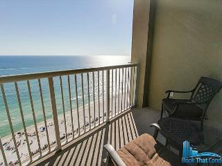 Grand Panama 1806 * Gulf Front W/ Balcony* Rooftop Pool * Picnic/BBQ Area * - Panama City Beach vacation rentals