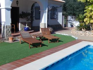 Secluded and private, full air-con, three bedroom - Alcaucin vacation rentals
