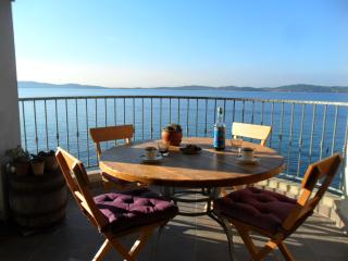Direct seaside living at it's best - Bibinje vacation rentals