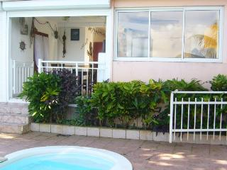 "Appartement ""Black Pearl"" / Villa Art & Nature - Sainte-Luce vacation rentals"