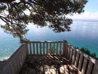 Vacation Villa at the shore in Dalmatia, Croatia - Mimice vacation rentals