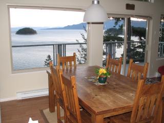 Spectacular modern oceanfront home - Garden Bay vacation rentals