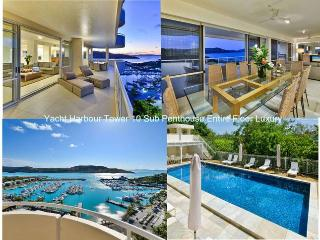 Harbour Tower 10 Penthouse Luxury 4 Bedroom 4 Bath - Hamilton Island vacation rentals
