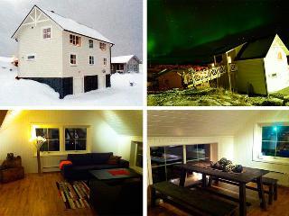 Storekorsnes Ferie & Fritid. Northern Light,Winter - Alta Municipality vacation rentals