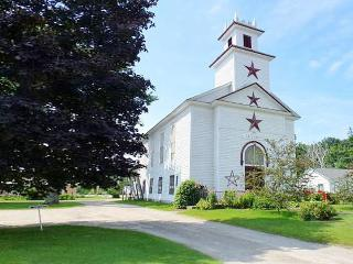 Unique Luxury Church near Killington - sleeps 10! - Pittsford vacation rentals