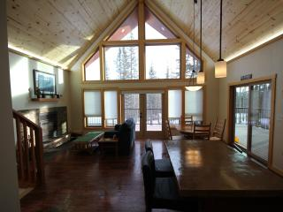 Beautiful House with Television and DVD Player - Nordegg vacation rentals
