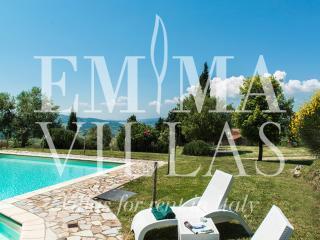 Beautiful 6 bedroom Villa in Castiglioncello del Trinoro - Castiglioncello del Trinoro vacation rentals