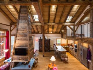 Magnifique appartement sur les pistes 16 personnes - Saint Gervais les Bains vacation rentals