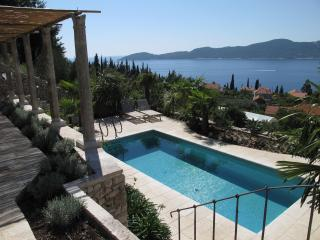 Villa Lavanda with a Private Pool and Sea View - Trsteno vacation rentals
