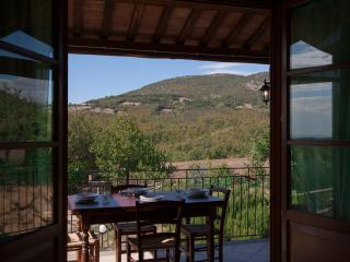 Appartamento Trilocale con piscina ValleCastagneta - Sorano vacation rentals