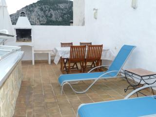 Town house in Pollensa, lovely sunny terraces, air - Pollenca vacation rentals