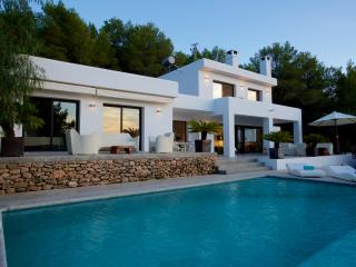 Immaculate 4 bedroom villa with sea views - Cala Tarida vacation rentals