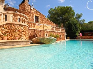 Lovely villa with private beach - Son Cervera vacation rentals