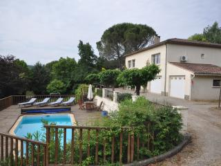 House with pool and views of Rennes le Chateau - Esperaza vacation rentals